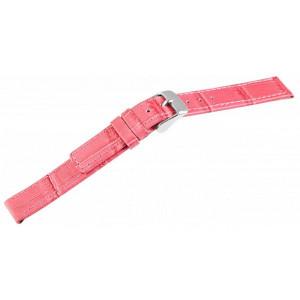 Curea din Piele, Culoare Roz, 12 mm, PM8000413-1203