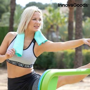 Prosop Sport cu Răcire Instantanee Efect Gheaţă InnovaGoods