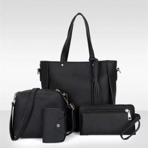 Set 4 piese geanta de mana, Lewisia, L201