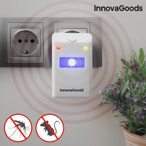 Aparat împotriva insectelor și rozătoarelor cu LED InnovaGoods Home Pest