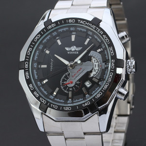 Ceas Barbatesc Automatic Winner D158