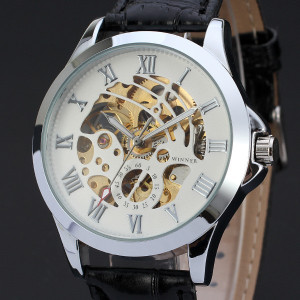 Ceas Barbatesc Automatic Winner #D85