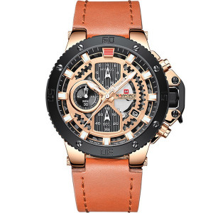 Ceas Barbatesc Naviforce Chronograph N088-V3