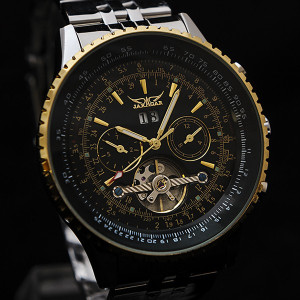 Ceas mecanic Full Technologie Tourbillon #J025