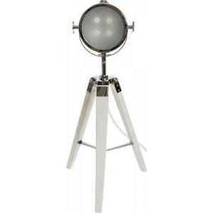 Lampa Ebor din metal alb / alb , PM121563A3