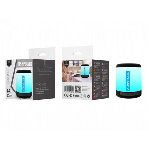 Mini Boxa Bluetooth Column , neagra, PMTF340133