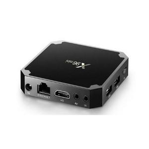 Mini PC Tv Box X96 Mini Android 7.1 UHD 4k, 1gb RAM DDR3, 8GB ROM, Quad-Core 2ghz 64Bit Telecomanda, TVBOX-1