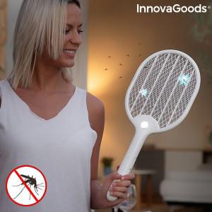 Paleta electrica reincarcabila cu LED impotriva insectelor Rackill