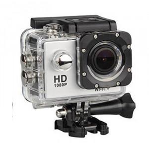 Camera Video Action Sport Camera A8 1080p Silver