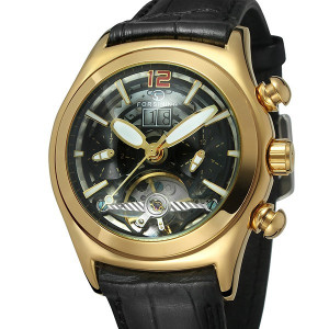 Ceas automatic Forsining Tourbillon FOR1052