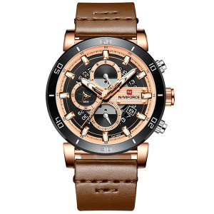 Ceas Barbatesc Naviforce Chronograph N087-V3