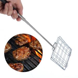 Grill mini extensibil pentru grătar
