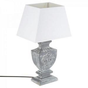 Lampă lemn , gri PM1215733