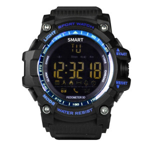 Sport Smartwatch Ceas Inteligent, WaterResist 50M-IP67, Shock Resistant