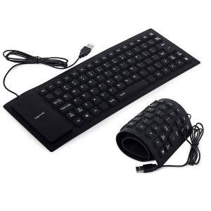 Tastatură din silicon USB fără zgomot, PM59074513109773