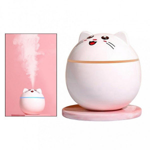 Umidificator de aer, aromaterapie, Kitten, PMVHOLM32023