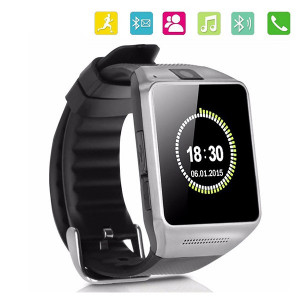 "2 in 1 SMARTWATCH - Telefon si CEAS, camera, Bluetooth, LCD 1.5"", Slot card. Camera 2MP - SW020"