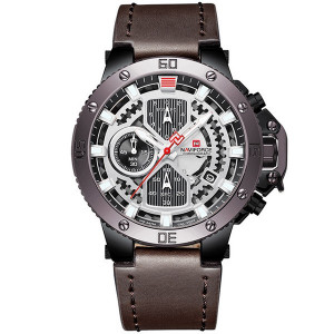 Ceas Barbatesc Naviforce Chronograph N088-V1