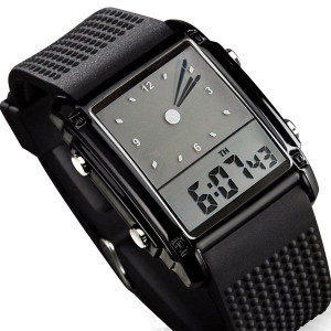 Ceas Digital Dual Time L047