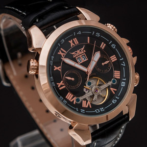 Ceas Mecanic Full Technologie Tourbillon #J032
