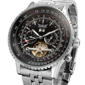 Ceas mecanic Full Technologie Tourbillon JAR1054