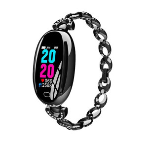 E68-Black - Bratara Smart, Sport Fitness Tracker