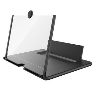 Ecran Lupa efect 3D amplificator de marire pentru telefon mobil ,12 inch, PM-0061