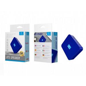 Mini Boxa Bluetooth Column ,albastra, PMTF340063