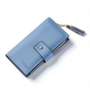 Portofel de dama, PD005 Albastru