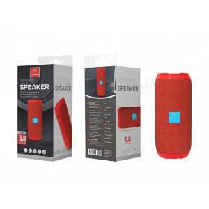 Boxa Bluetooth, roșu, PMTF340113