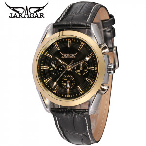 Ceas Barbatesc Automatic Jaragar JAR1040