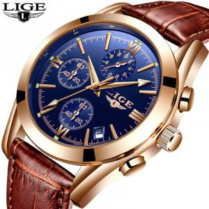 Ceas Barbatesc Lige, Cronograf Q9577-V1