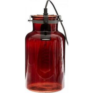 Lampă din sticlă colorată Edo, chihlimbar PM1682413