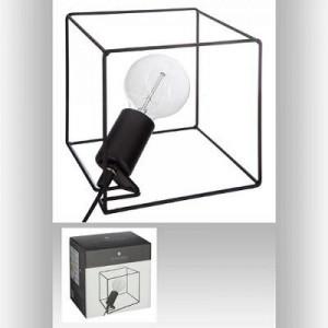 Lampa metalica , neagra , PM1553793