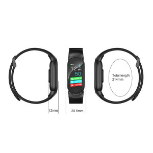 Smart Bracelet Fitness Tracker QW16-V2