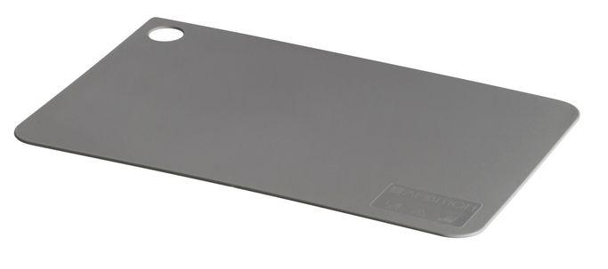 Bord tocare plastic 31,5x20cm gri Nordic thumbnail