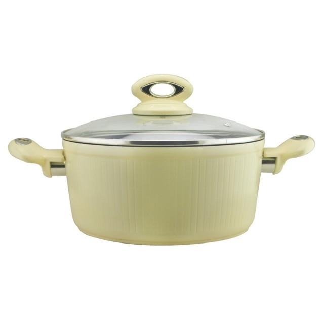 Tuci cu interior ceramic KingHoff, capacitate 4.4 litri, capac thumbnail