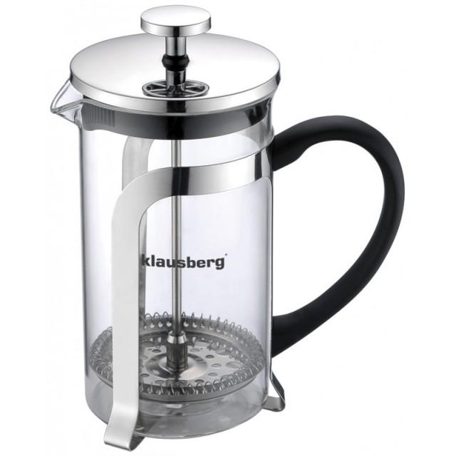 Infuzor pentru ceai si cafea Klausberg, capacitate 800 ml thumbnail