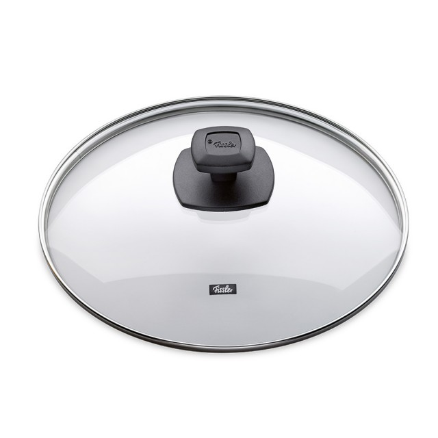 Capac sticla Fissler, diametru 26 cm, maner ergonomic, Seria Comfort thumbnail