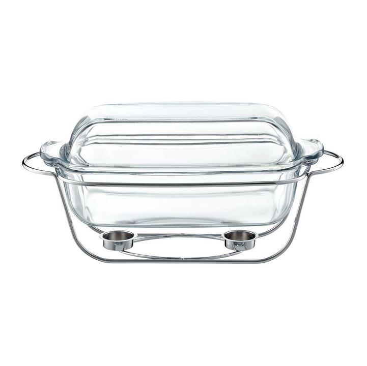 Chafing Dish Dreptunghiular 5.3L Saule thumbnail