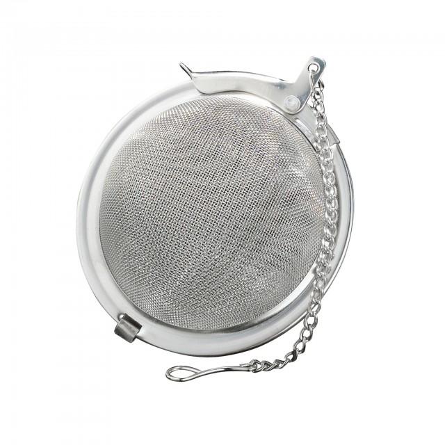 Infuzor (capsula) pentru ceai Kuchenprofi, material inox, diametru 6.5 cm thumbnail
