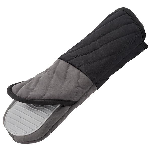Manusa bucatarie Tefal Comfort K1298214, material silicon, gri/negru thumbnail