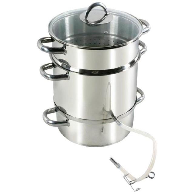 Oala pentru suc din fructe sau legume, inductie, capacitate 6 litri, Colectia Winstone