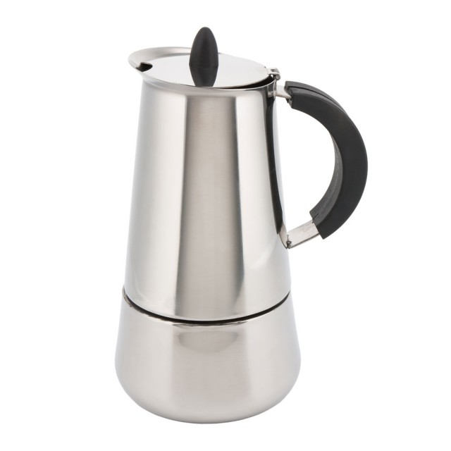 Resigilat: Espressor pentru aragaz KingHoff, capacitate 9 cupe thumbnail