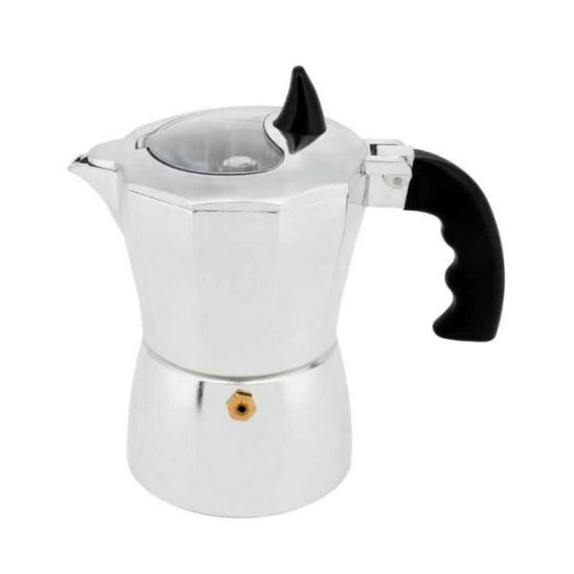 Espressor pentru aragaz KingHoff, capacitate 6 cupe thumbnail