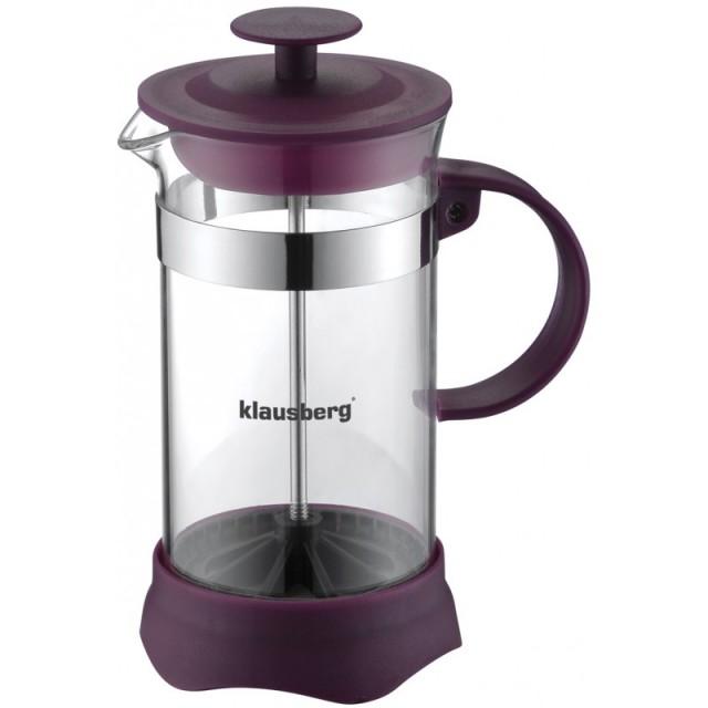 Infuzor pentru ceai si cafea Klausberg, capacitate 600 ml thumbnail