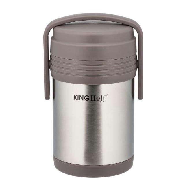 Termos pentru alimente KingHoff, capacitate 1,5 litri thumbnail