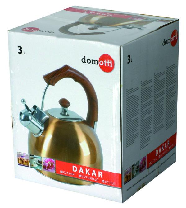 Ceainic fluier 3L Dakar thumbnail