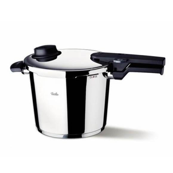 Oala sub presiune Fissler VitaVit Comfort, capacitate 10 litri, diametru 26 cm, inductie thumbnail
