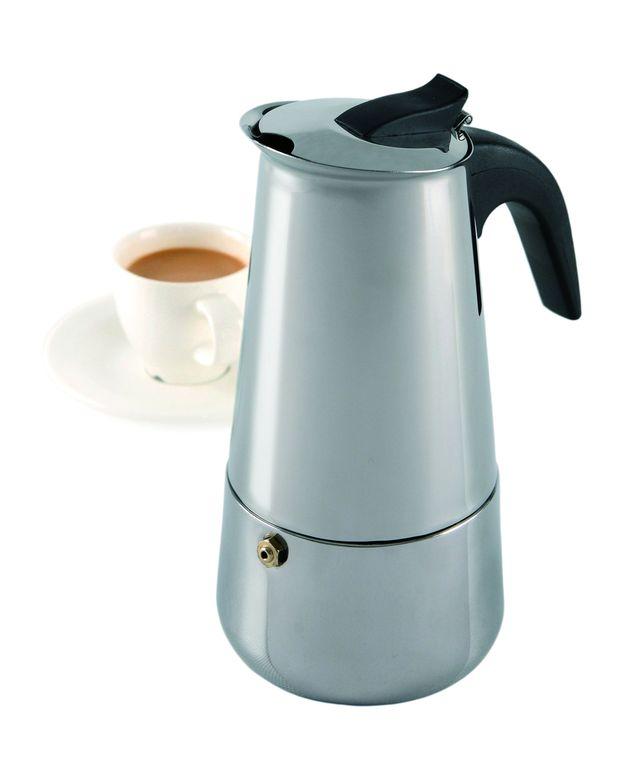Cafetiera inox 450ml Vella 9 persoane thumbnail